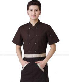 Dong Phuc Dau Bep GLU DB86 đồng phục đầu bếp
