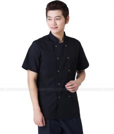 Dong Phuc Dau Bep GLU DB87 đồng phục đầu bếp