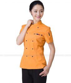 Dong Phuc Dau Bep GLU DB88 đồng phục đầu bếp