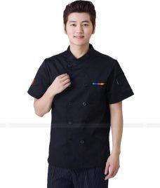 Dong Phuc Dau Bep GLU DB90 đồng phục đầu bếp