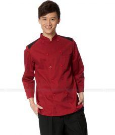 Dong Phuc Dau Bep GLU DB91 đồng phục đầu bếp