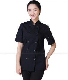 Dong Phuc Dau Bep GLU DB92 đồng phục đầu bếp
