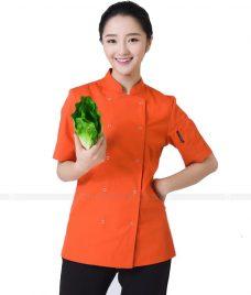 Dong Phuc Dau Bep GLU DB93 đồng phục đầu bếp