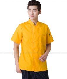 Dong Phuc Dau Bep GLU DB94 đồng phục đầu bếp