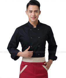 Dong Phuc Dau Bep GLU DB97 đồng phục đầu bếp