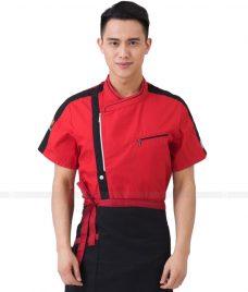 Dong Phuc Dau Bep GLU DB98 đồng phục đầu bếp