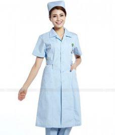 Dong Phuc Dieu Duong GLU YT01 quần áo y tá