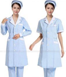 Dong Phuc Dieu Duong GLU YT08 quần áo y tá
