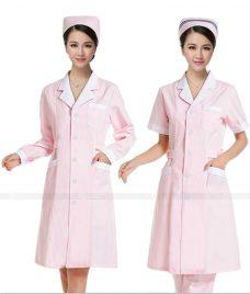 Dong Phuc Dieu Duong GLU YT10 quần áo y tá