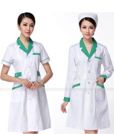 Dong Phuc Dieu Duong GLU YT13 quần áo y tá
