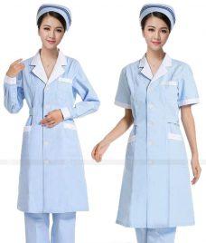 Dong Phuc Dieu Duong GLU YT14 quần áo y tá