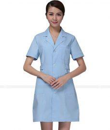 Dong Phuc Dieu Duong GLU YT16 quần áo y tá