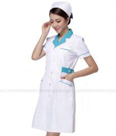Dong Phuc Dieu Duong GLU YT17 quần áo y tá