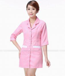 Dong Phuc Dieu Duong GLU YT18 quần áo y tá
