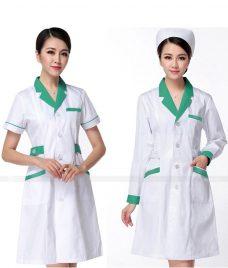 Dong Phuc Dieu Duong GLU YT21 quần áo y tá