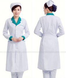 Dong Phuc Dieu Duong GLU YT23 quần áo điều dưỡng