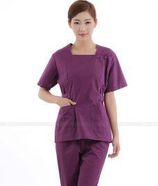 Dong Phuc Dieu Duong GLU YT24 quần áo y tá