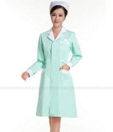 Dong Phuc Dieu Duong GLU YT25 quần áo y tá