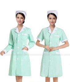 Dong Phuc Dieu Duong GLU YT26 quần áo y tá