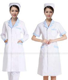 Dong Phuc Dieu Duong GLU YT27 quần áo y tá