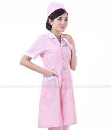 Dong Phuc Dieu Duong GLU YT28 quần áo y tá