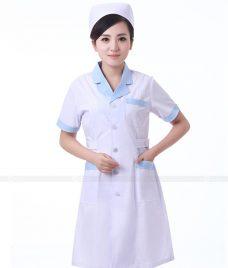 Dong Phuc Dieu Duong GLU YT30 quần áo y tá