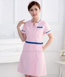 Dong Phuc Dieu Duong GLU YT32 quần áo y tá