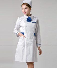 Dong Phuc Dieu Duong GLU YT34 quần áo y tá