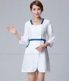 Dong Phuc Dieu Duong GLU YT35 quần áo y tá