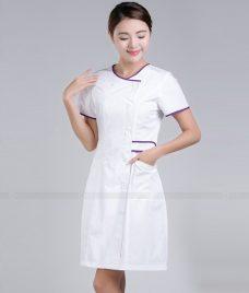 Dong Phuc Dieu Duong GLU YT36 quần áo y tá