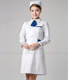 Dong Phuc Dieu Duong GLU YT38 quần áo y tá