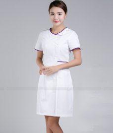 Dong Phuc Dieu Duong GLU YT39 quần áo y tá