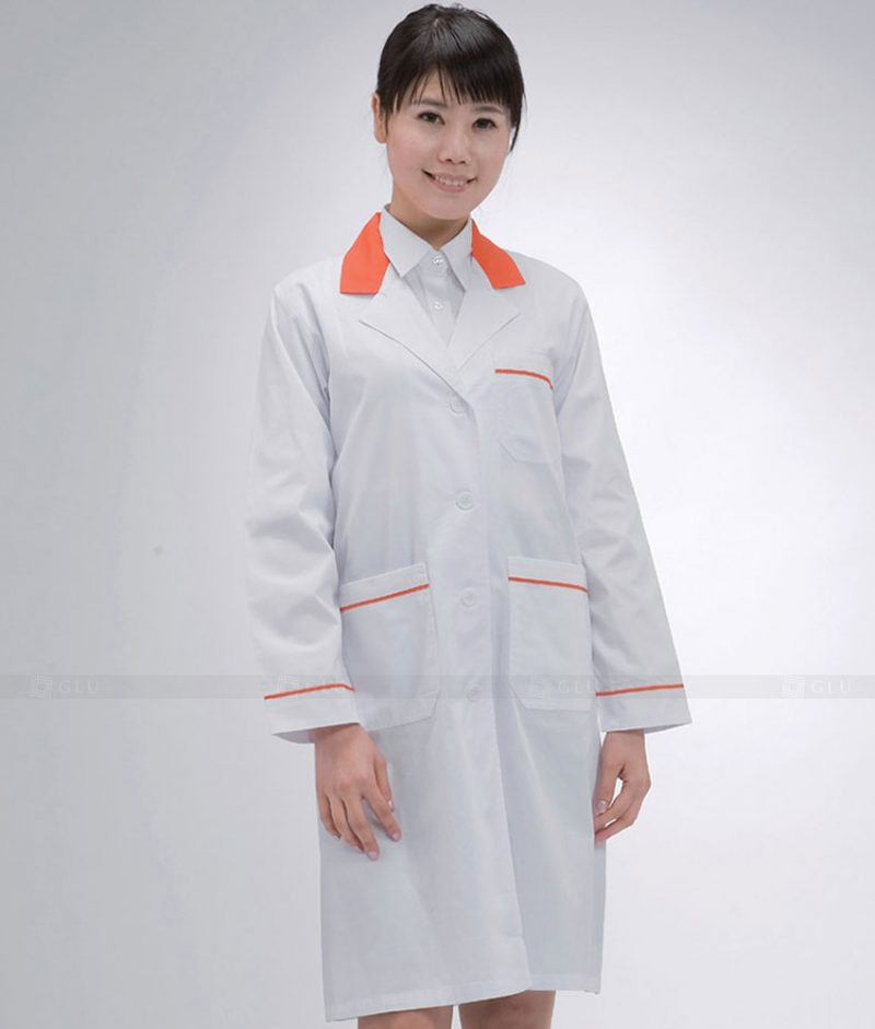 Dong phuc bac si GLU BS40