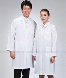 Dong phuc bac si GLU BS88 Đồng Phục Y Tế