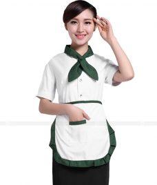 Dong phuc boi ban nha hang GLU BB21 Đồng phục phục vụ bàn