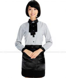 Dong phuc boi ban nha hang GLU BB25 Đồng phục phục vụ bàn