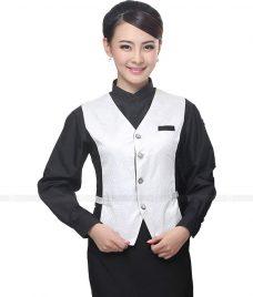 Dong phuc boi ban nha hang GLU BB27 Đồng phục phục vụ bàn