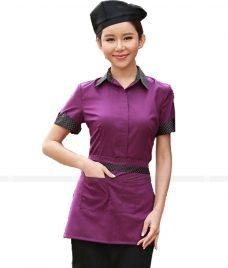 Dong phuc boi ban nha hang GLU BB31 Đồng phục phục vụ bàn