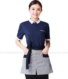 Dong phuc boi ban nha hang GLU BB37 Đồng phục phục vụ bàn