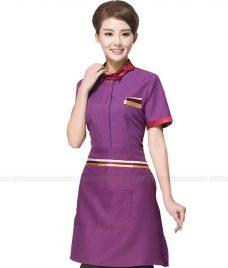 Dong phuc boi ban nha hang GLU BB39 Đồng phục phục vụ bàn