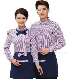 Dong phuc boi ban nha hang GLU BB49 Đồng Phục Nhà Hàng