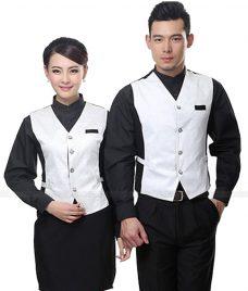 Dong phuc boi ban nha hang GLU BB55 Đồng Phục Nhà Hàng