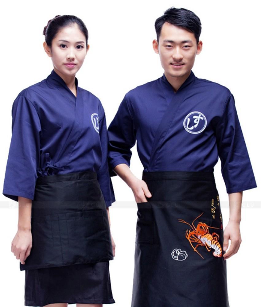 Dong phuc boi ban nha hang GLU BB58