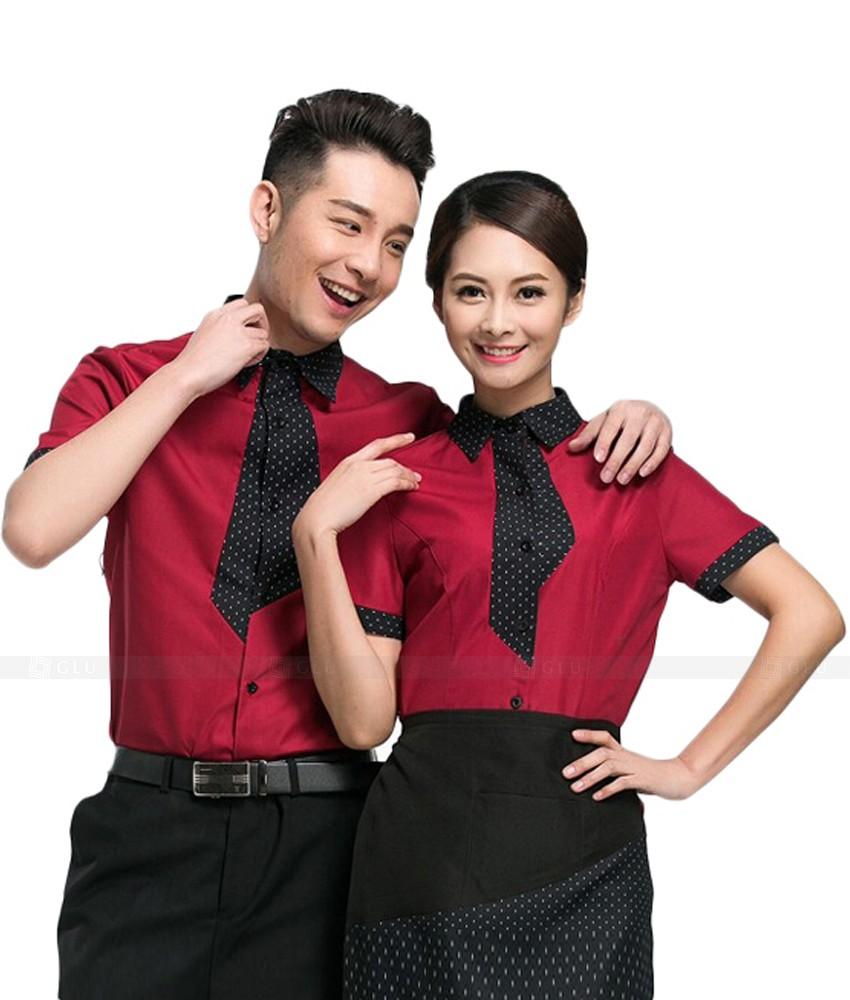 Dong phuc boi ban nha hang GLU BB59