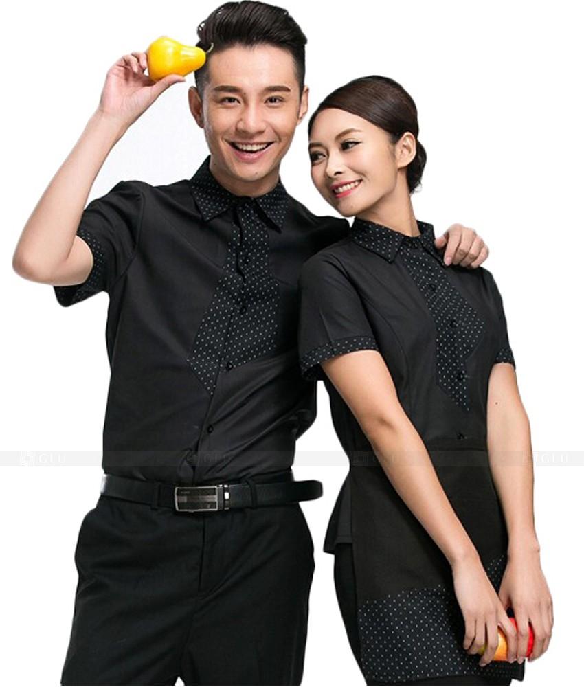 Dong phuc boi ban nha hang GLU BB60