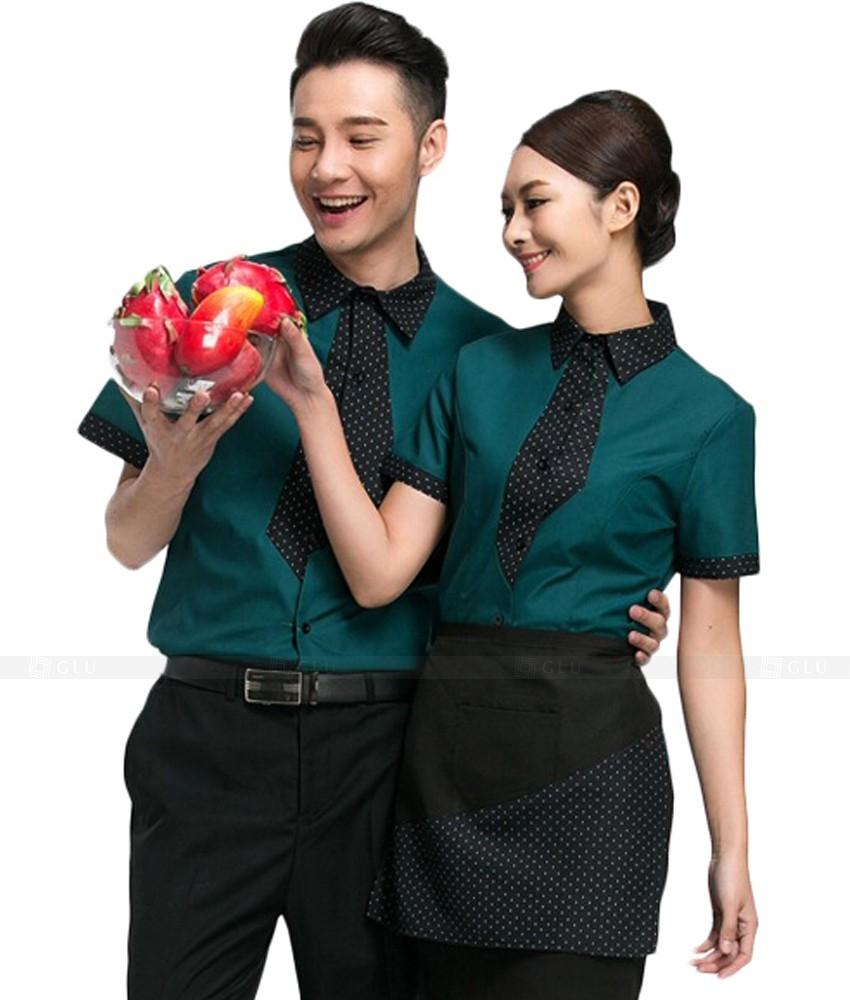 Dong phuc boi ban nha hang GLU BB61
