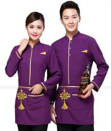 Dong phuc boi ban nha hang GLU BB64 Đồng Phục Nhà Hàng