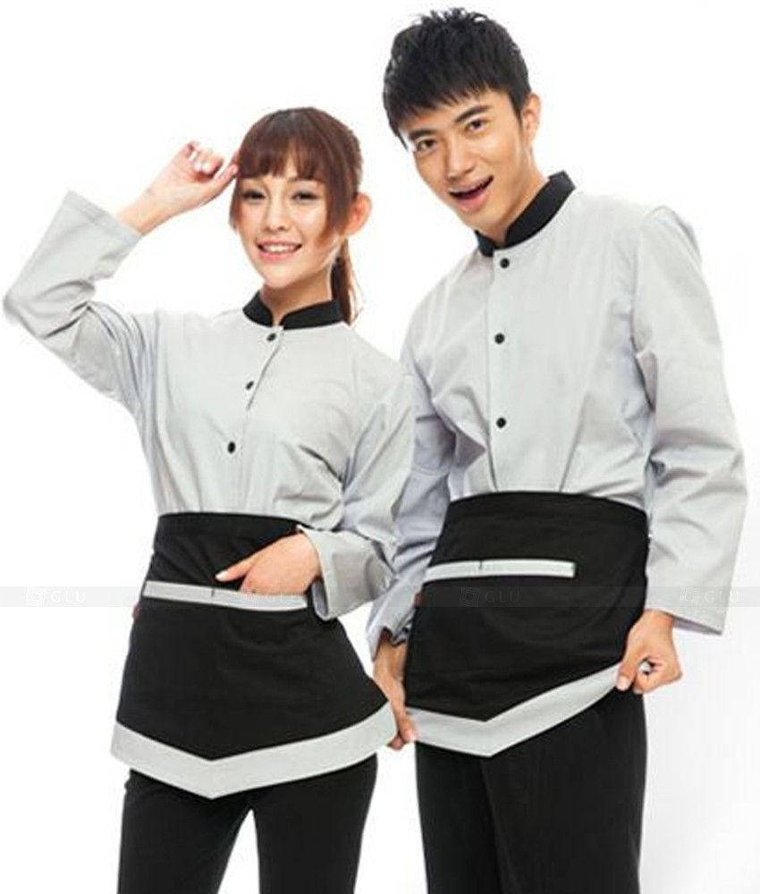 Dong phuc boi ban nha hang GLU BB67