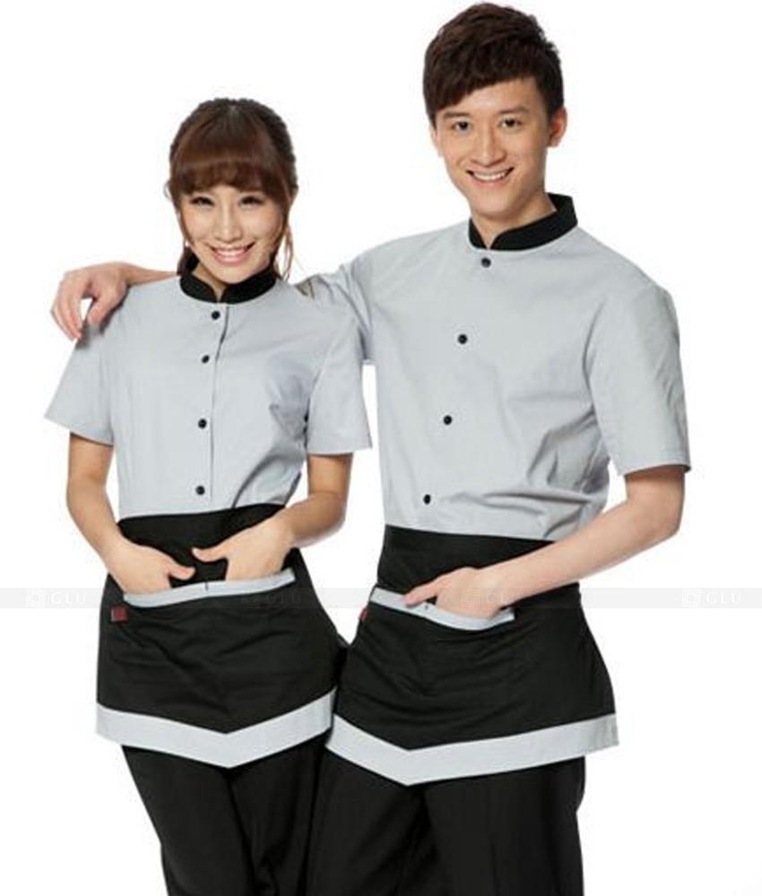 Dong phuc boi ban nha hang GLU BB70