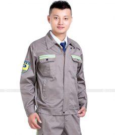 Dong phuc cong nhan GLU CN1045 Quần Áo Đồng Phục Công Nhân